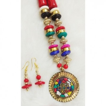 Multicolored Handcrafted...